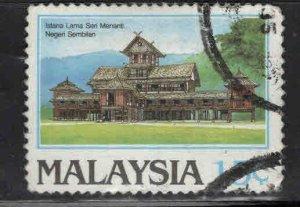 Malaysia Scott 346 Used stamp