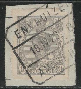 Netherlands Scott # 112, used, opp
