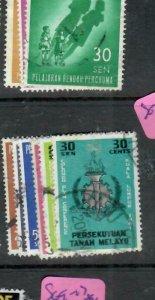 MALAYA  FEDERATION  (PP1311B)  SG  20-5     VFU