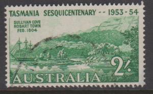 Australia Sc#265 Used