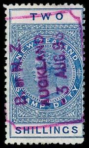 NEW ZEALAND AR1  Used (ID # 69430)