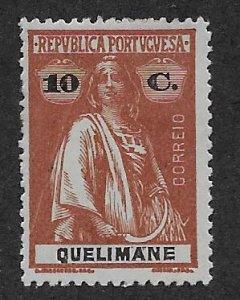 QUELIMANE SC# 34  FVF/MOG