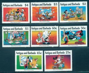 ANTIGUA SC# 1314-21 VF MNH 1990