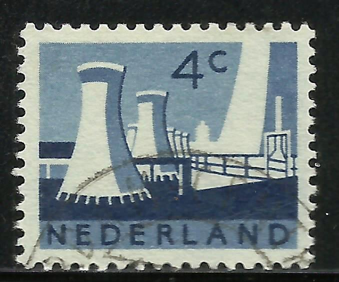 Netherlands 1963 Scott# 399 Used