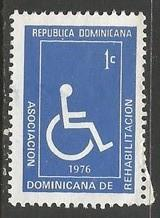 Dominican Republic RA74 VFU Z691-4