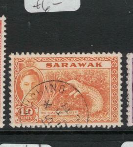 Sarawak SG 177 VFU (6dvq)