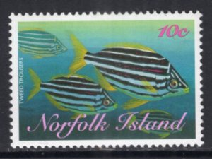 Norfolk Island 646 Fish MNH VF