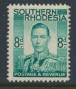 Southern Rhodesia  SG 45  Mint very light trace of Hinge