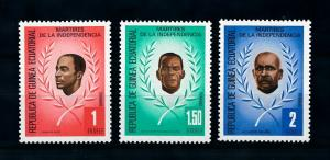 [99979] Equatorial Guinea 1979 Fighters for Independence  MNH