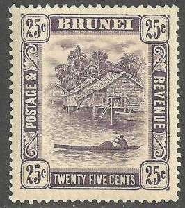 BRUNEI SCOTT 55