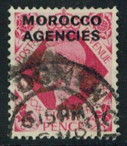 Great Britain Offices Morocco Scott 256 Used.