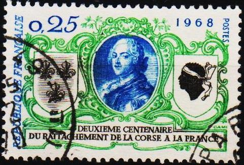 France. 1968 25c S.G.1804 Fine Used
