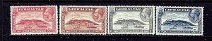 Gibraltar 96-99 MH 1931-33 set