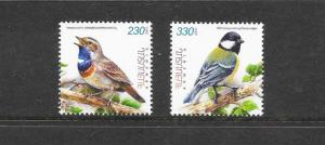 BIRDS - ARMENIA #880-1  MNH