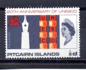 Pitcairn Islands 64 MNH