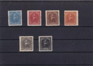 EL SALVADOR  MOUNTED MINT OR USED STAMPS ON  STOCK CARD  REF R1024