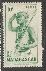 MADAGASCAR/MALAGASY 269 MOG R2-149-3