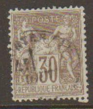France #73  Used