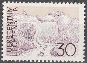 Liechtenstein #517 MNH