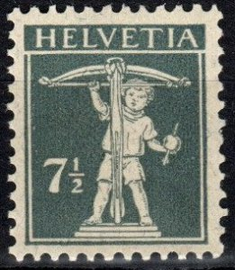 Switzerland #162  MNH CV $6.25  (P33)