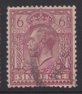 Great Britain Sc#195 Used