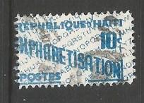 HAITI RA30 VFU R11-185-5