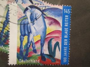 Germany #2657 used   2019 SCV = $2.00