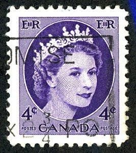 Canada #340 Used