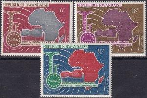 Rwanda #C1-3   MNH  (Z1285)