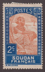French Sudan 62 Sudanese Woman 1931