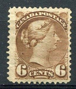 Canada #39  Mint F-VF