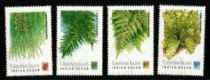 CHRISTMAS ISLAND SG275/8 1989 FRENS FINE USED