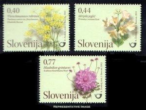 Slovenia Scott 941-943 Mint never hinged.