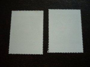 Stamps - Cuba - Scott# 3527-3528 - MNH Set of 2 stamps