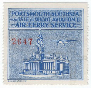(I.B) Cinderella Collection : Portsmouth, Southsea & Isle of Wight Aviation Ltd