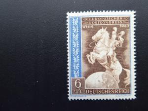 Germany Deutsches Reich 1942  Sc B210