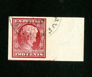 US Stamps # 368 Superb Used Gem