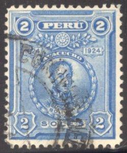 Peru, Scott #241, Used