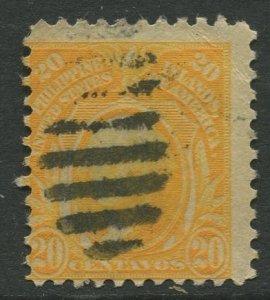 STAMP STATION PERTH Philippines #297 Washington 1917 No Wmk Used CV$0.25