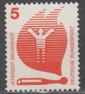Germany #1074 MNH VF (ST1526)