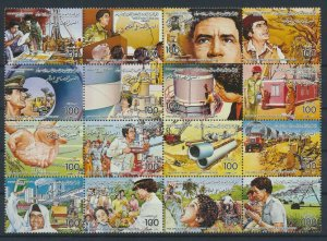 [I1375] Lybia 1986 good set of stamps very fine MNH