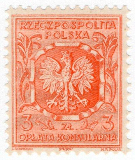 (I.B) Poland Revenue : Consular Service 3zt