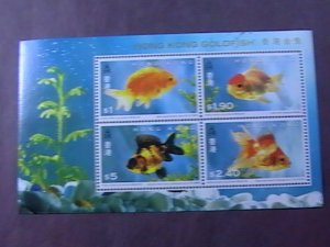 HONG KONG # 687a--MINT/NEVER HINGED---SOUVENIR SHEET---1993
