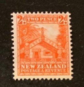 STAMP STATION PERTH New Zealand #188 Pictorial Definitive Wmk 61 MVLH  1935