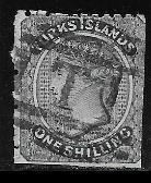 Turks Island #3 used 2013 SCV $67.50 Filler - cut perfs