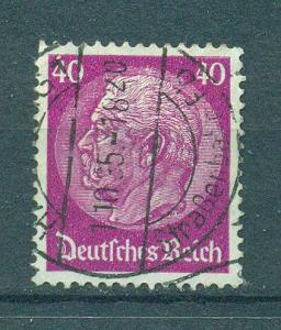 Germany sc# 410 used cat value $2.75