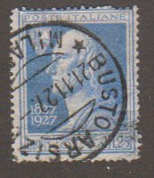 Italy 191 Alessandro Volta 1927