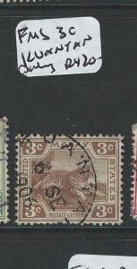 MALAYA PAHANG (P0410B) FMS USED IN TIGER 3C KUANTAN CDS  VFU