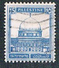 Palestine 76 Used Mosque (BP3717)