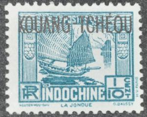 French Offices Abroad - Kwangchowan Scott #99 - UNUSED